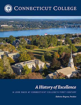 Cover of the President's History of the College