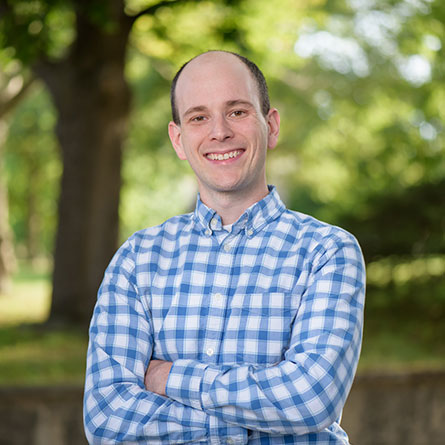 Jeff Moher, Assistant Professor of Psychology